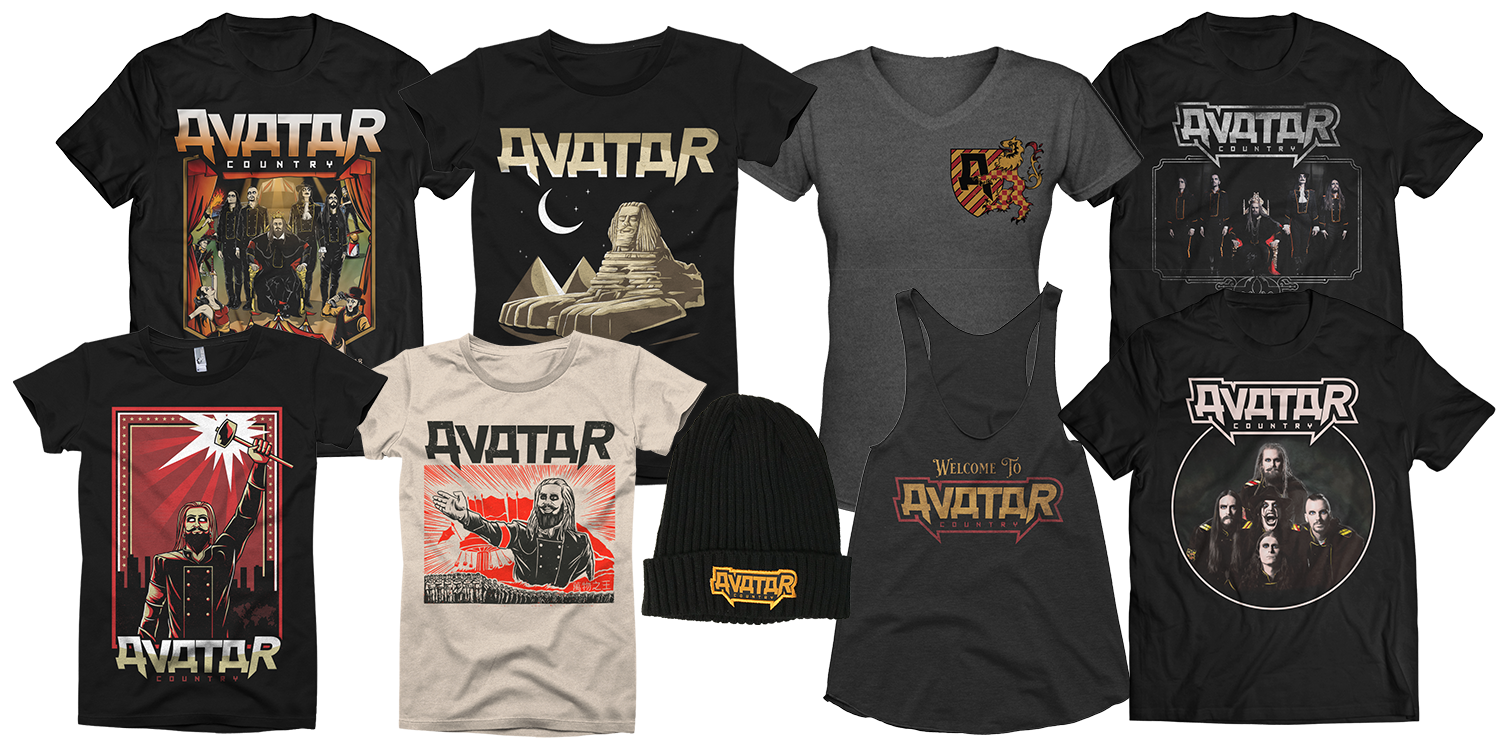 Buy exclusive Avatar merchandise from our official store!